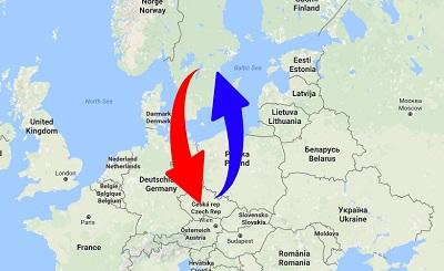 Transport Sweden to Czech Republic. Shipping from Czech Republic to Sweden.