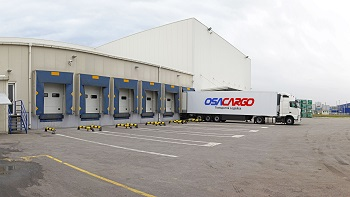 Logistics company in Latvia