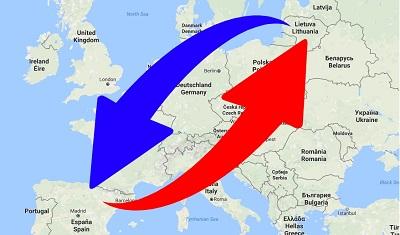 Transporte de Lituania a España y de España a Lituania