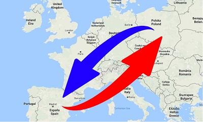 Transporte de Polonia a España y de España a Polonia